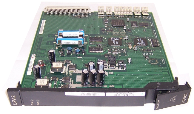 Alcatel GPA2 Board